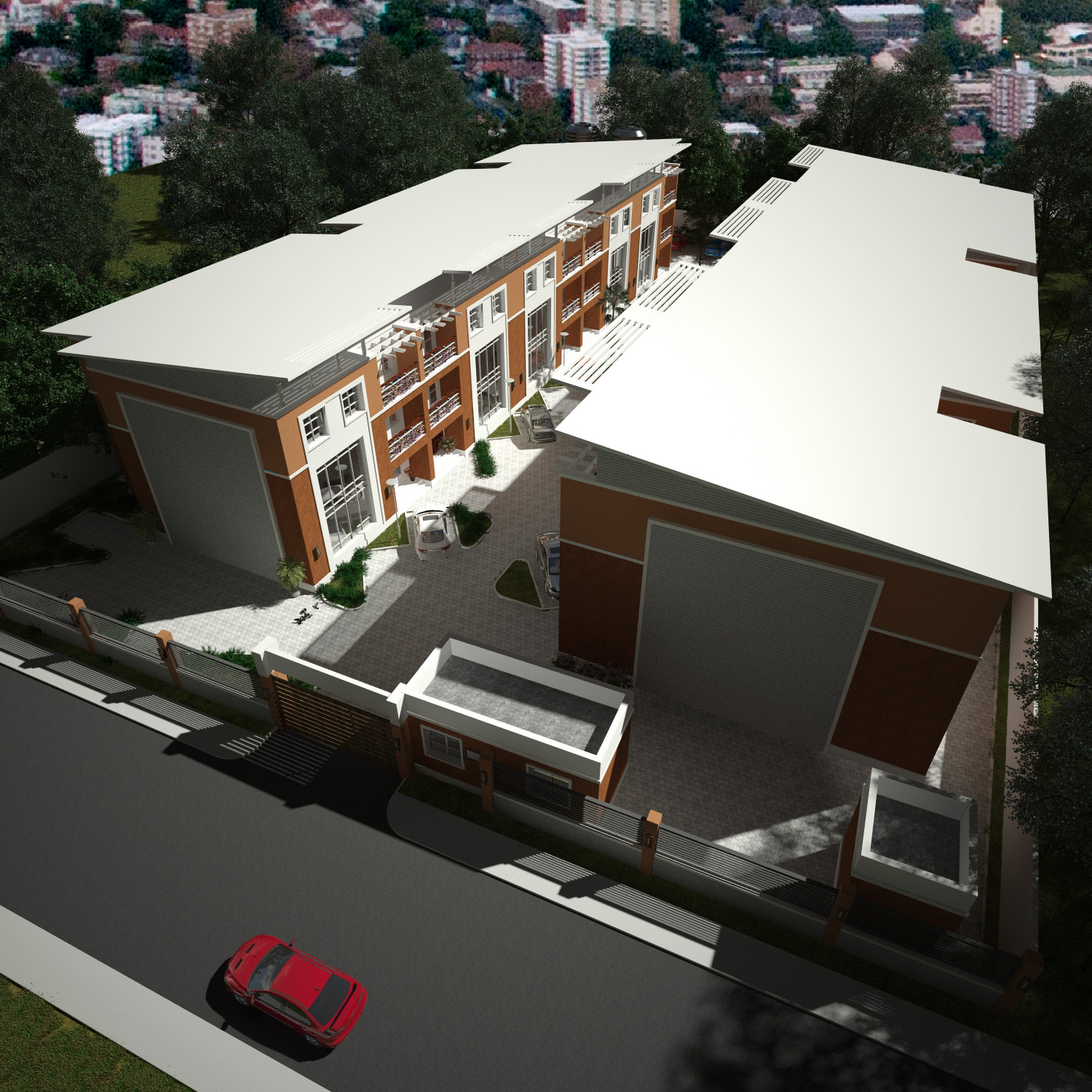 DANTATA TOWN DEVELOPERS LIMITED.