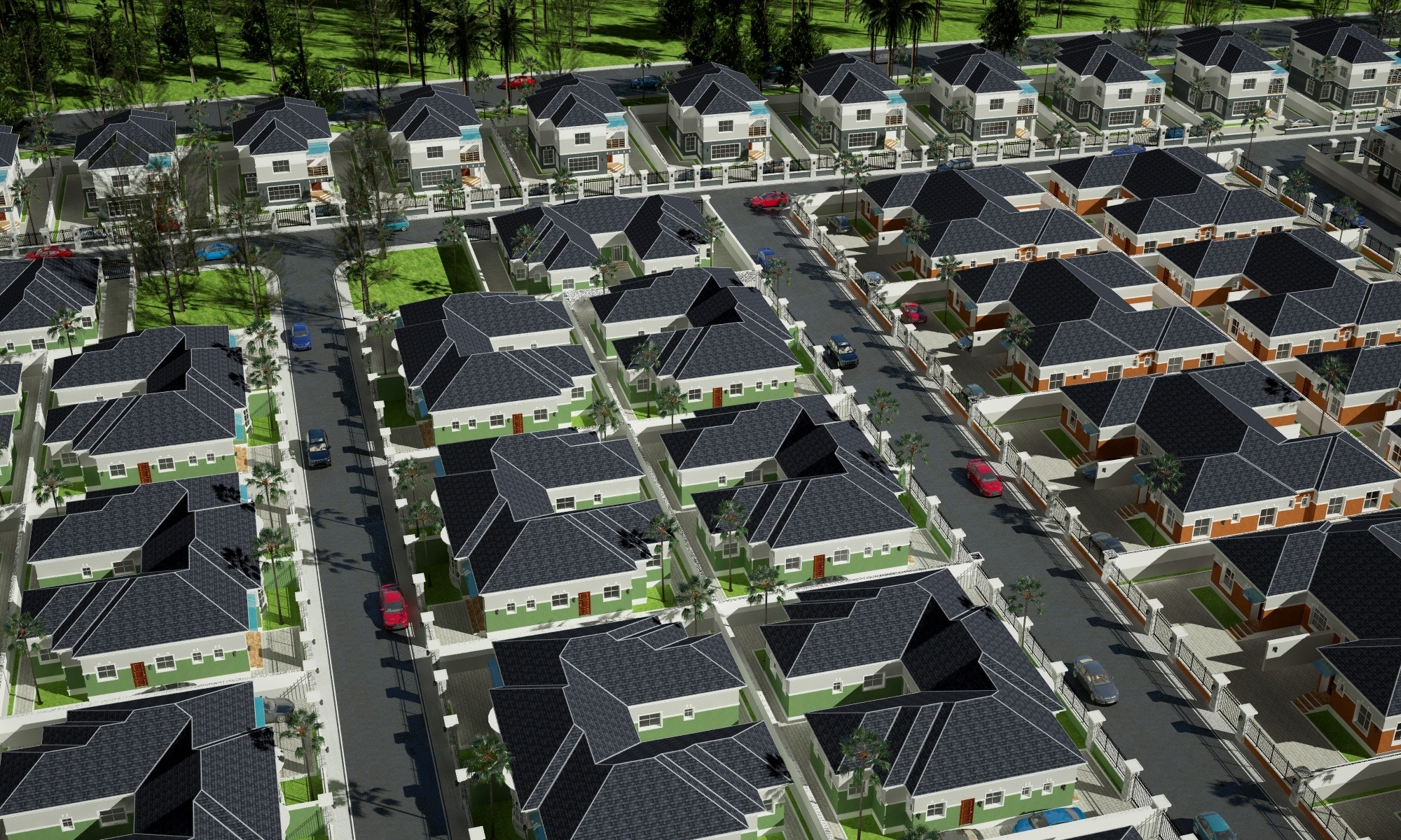 dantata housing estate kubuwa phase ii - dantata town developers