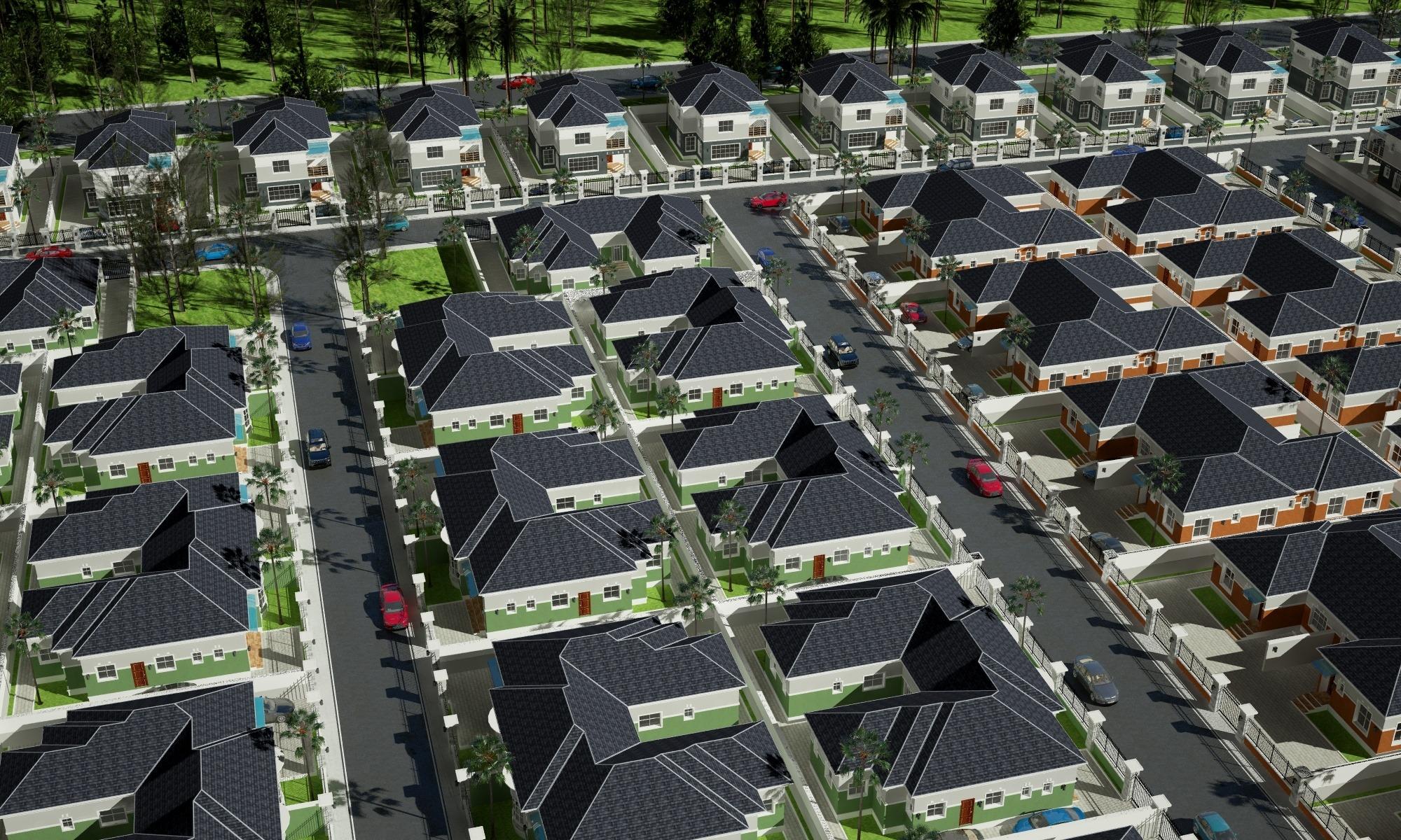 dantata housing estate kubuwa phase ii - dantata town developers