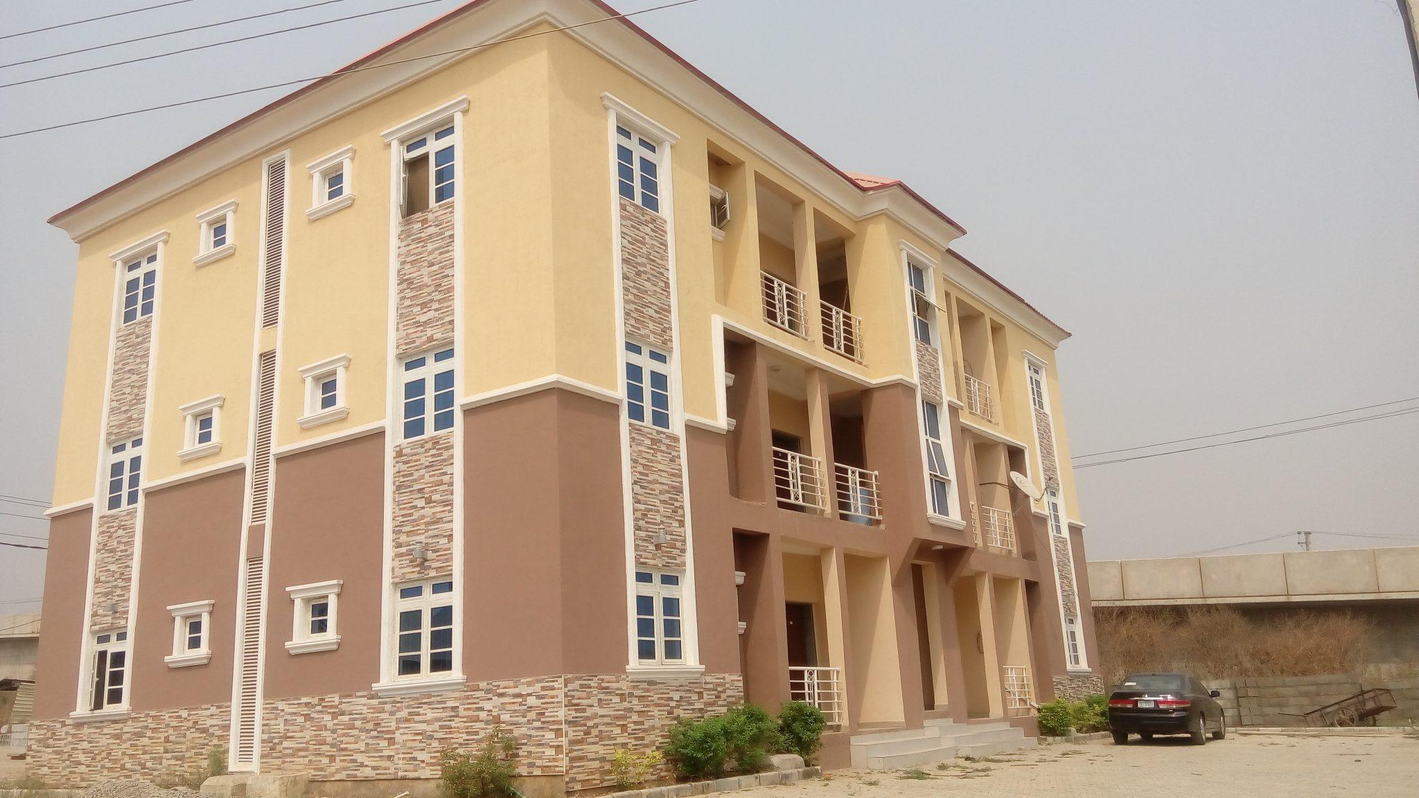 dantata housing estate kubuwa phase 1 - dantata town developers