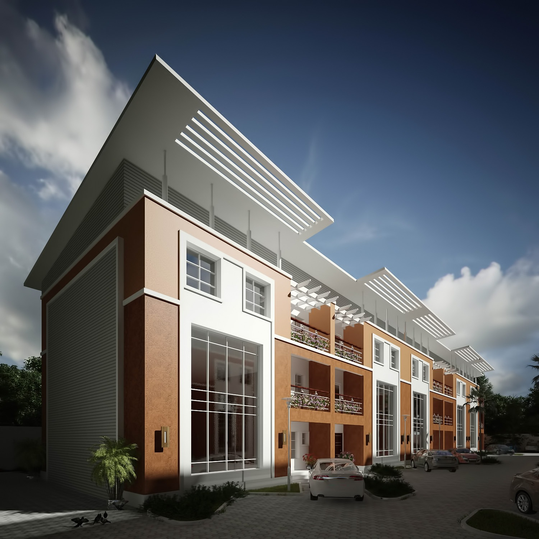 mabushi terrace - dantata town developers limited