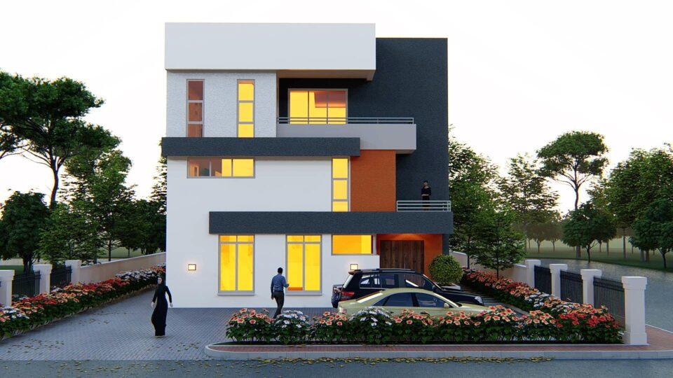 6 bedroom terrace duplex